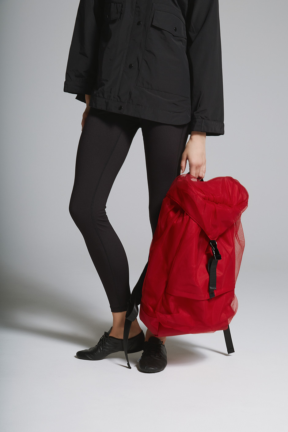 TULLE DAY PACK DARK9730