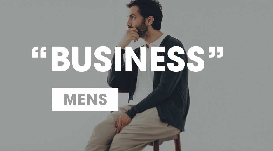 BUSINESS MENS