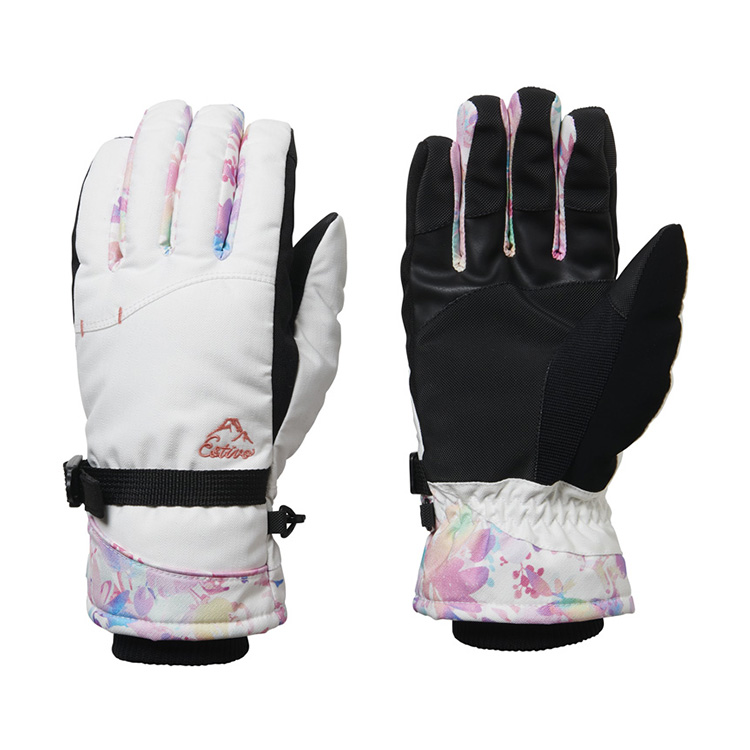 EV-WOMEN'S CURVY GLOVES