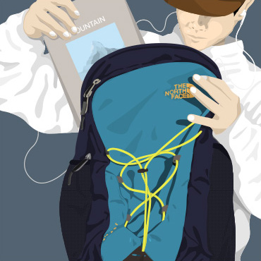 BACK TO SCHOOL You Can Carry It Forever Campaign