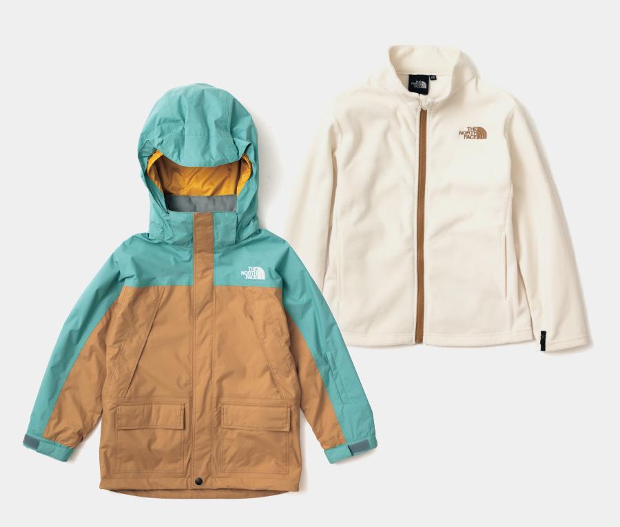 SNOW TRICLIMATE JACKET
